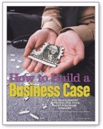 Magazine cover: how to build a busniess case